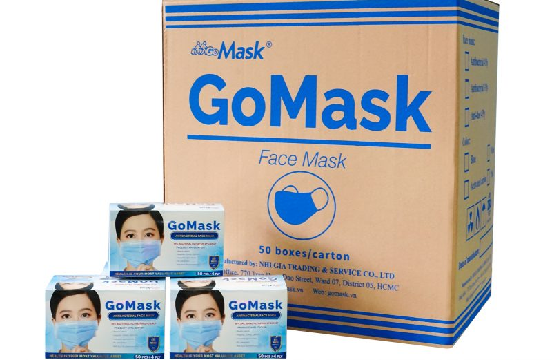 COMPARING 3-LAYER AND 4-LAYER GO MASK